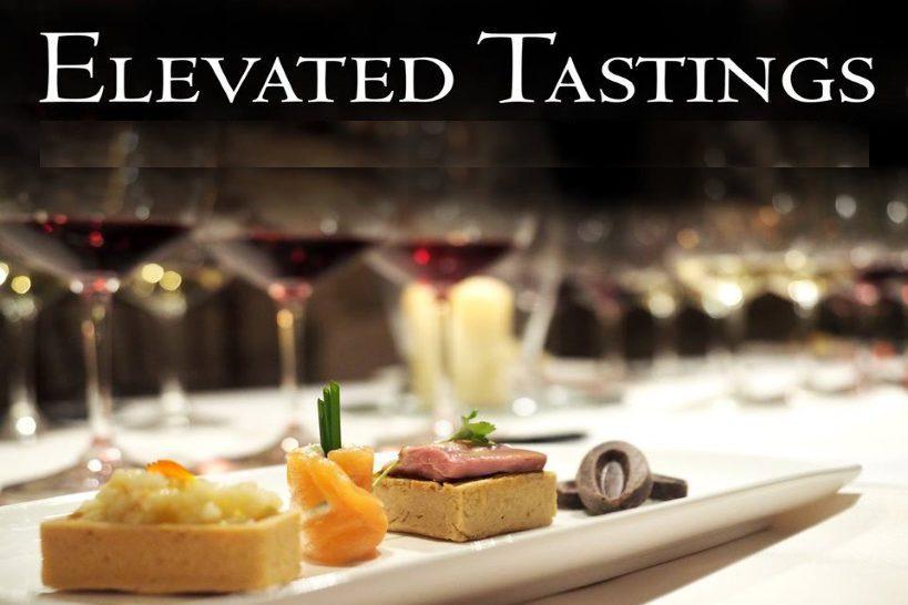 elevated tastings